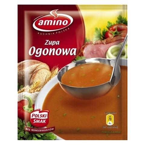 Zupa Amino Wyborowa Ogonowa 57g
