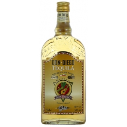 DON DIEGO TEQUILA 38% 0,7 L