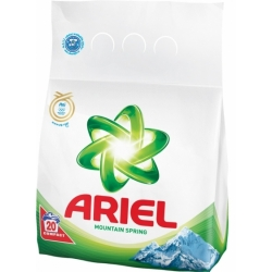 PROSZEK DO PRANIA ARIEL MOUNTAIN SPR 1,5KG P&G